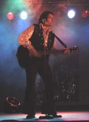 Robert James McArthur | Virginia Beach, VA | Elvis Impersonator | Photo #10