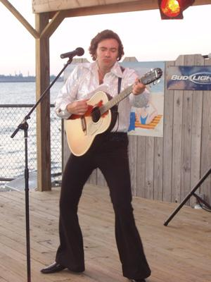 Robert James McArthur | Virginia Beach, VA | Elvis Impersonator | Photo #11