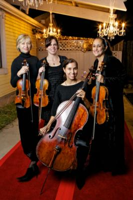 Caprice Strings | San Diego, CA | String Quartet | Photo #4