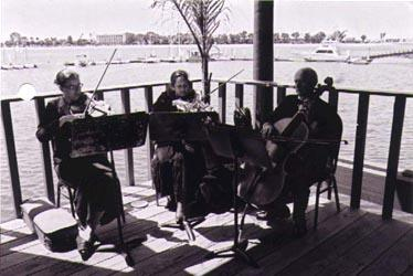 Caprice Strings | San Diego, CA | String Quartet | Photo #2