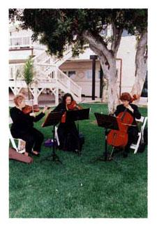 Caprice Strings | San Diego, CA | String Quartet | Photo #3