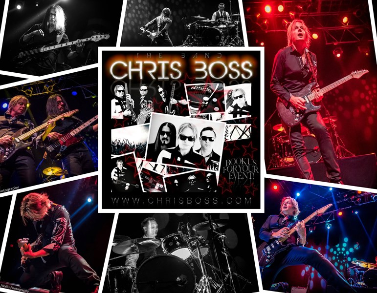 Chris Boss Band - Cover Band - San Antonio, TX