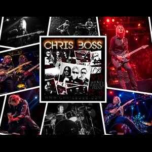 El Paso Blues Band | Chris Boss Band