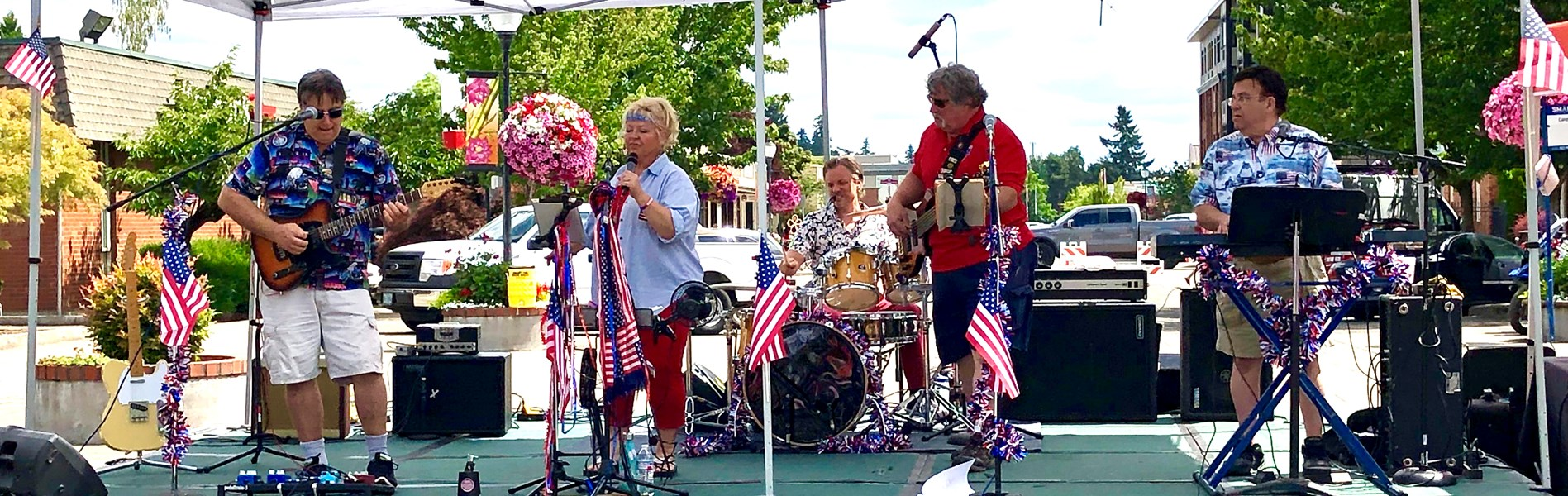 Cool Change PDX - Cover Band - Newberg, OR