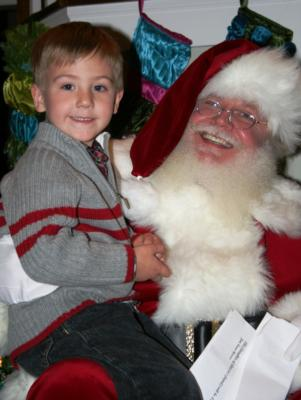 Santa Chuck | Matthews, NC | Santa Claus | Photo #3