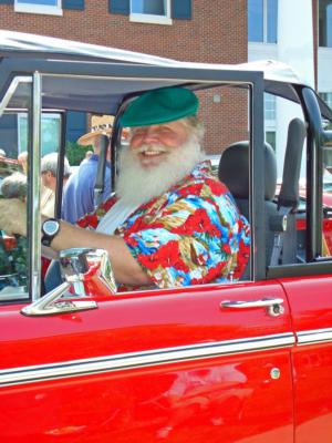 Santa Chuck | Matthews, NC | Santa Claus | Photo #5