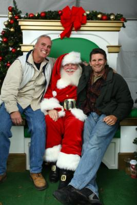 Santa Chuck | Matthews, NC | Santa Claus | Photo #7