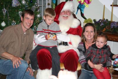 Santa Chuck | Matthews, NC | Santa Claus | Photo #17