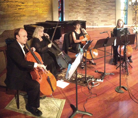 CELLIDOSCOPE  Cello-Violin Soloists & Ensembles - Chamber Music Cellist - Denver, CO