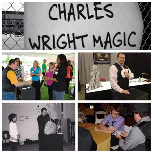Atlanta Magician | Charles Wright Magic