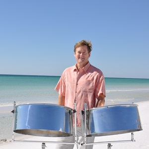 Harvey Reggae Band |  Mitch Rencher: Steel Drum Artist