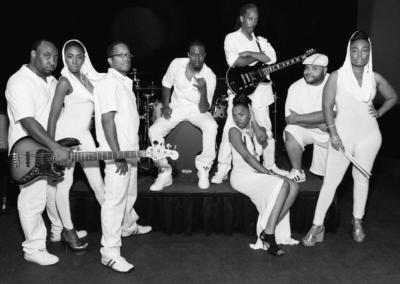 Aniba Hotep & The Sol Collective | Chicago, IL | Soul Band | Photo #1