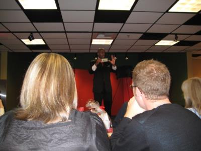 Corporate Mentalist & Trade Show Presenter Sukuma | Las Vegas, NV | Magician | Photo #3