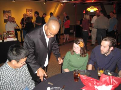 Corporate Mentalist & Trade Show Presenter Sukuma | Las Vegas, NV | Magician | Photo #11