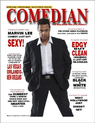 Marvin Lee | Las Vegas, NV | Comedian | Photo #2