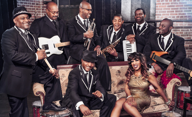 1st Generation Band - Motown Band - Atlanta, GA