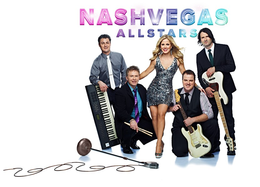 The Nashvegas All Stars - Variety Band - Sioux Falls, SD