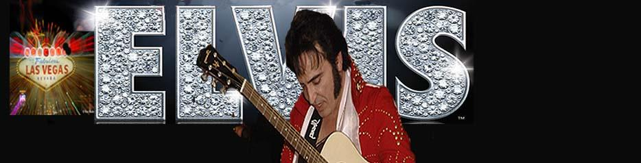 Paul Monroe - New York's #1 Elvis Entertainer
