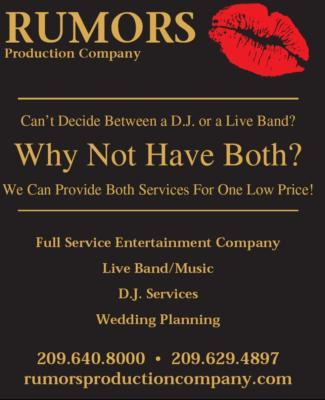 Rumors Production Company, Inc. | Tracy, CA | DJ | Photo #15