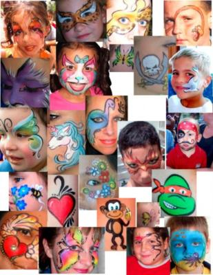 Let's Have A Party! Houston!  | Houston, TX | Face Painting | Photo #3