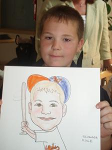 Chris Greene | Syosset, NY | Caricaturist | Photo #5