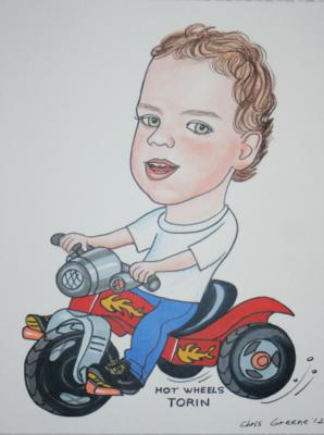 Chris Greene | Syosset, NY | Caricaturist | Photo #7