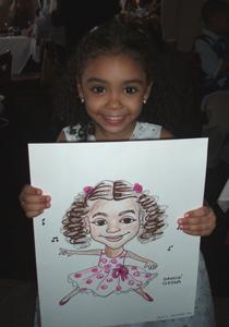 Chris Greene | Syosset, NY | Caricaturist | Photo #2