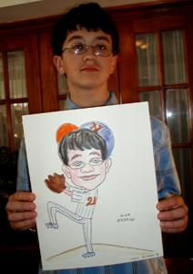 Chris Greene | Syosset, NY | Caricaturist | Photo #3