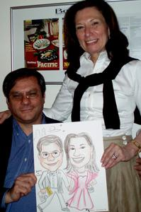 Chris Greene | Syosset, NY | Caricaturist | Photo #4