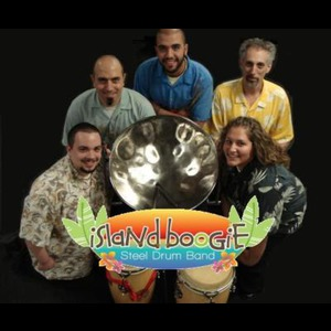 Garvin World Music Band | Island Boogie Steel Drum Band