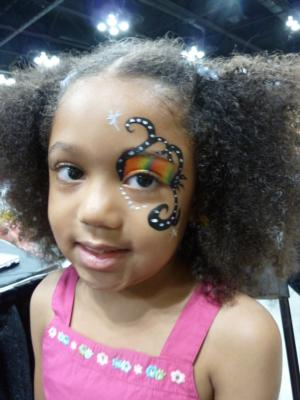 Cheeky Thing Designs | Chicago, IL | Face Painting | Photo #14