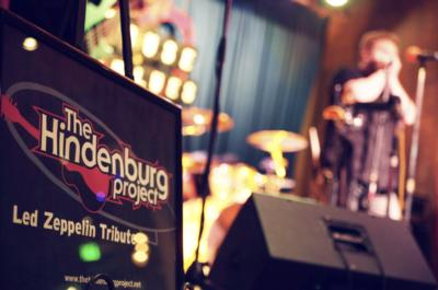 The Hindenburg Project- A Tribute to Led Zeppelin | Dallas, TX | Led Zeppelin Tribute Band | Photo #8