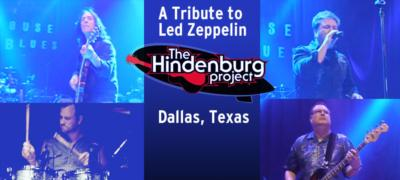 The Hindenburg Project- A Tribute to Led Zeppelin | Dallas, TX | Led Zeppelin Tribute Band | Photo #22