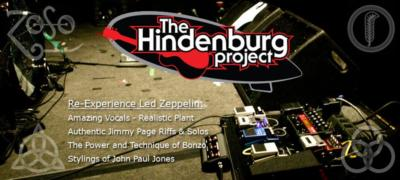 The Hindenburg Project- A Tribute to Led Zeppelin | Dallas, TX | Led Zeppelin Tribute Band | Photo #24