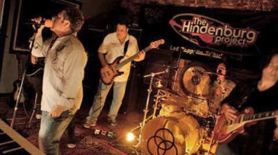 The Hindenburg Project- A Tribute to Led Zeppelin | Dallas, TX | Led Zeppelin Tribute Band | Photo #19