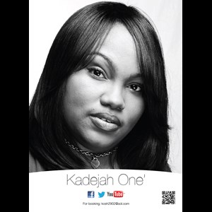 Red Lion Jazz Singer | Kadejah Oni