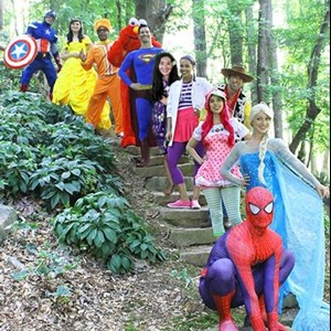 Atlanta, GA Costumed Character | Dream Friends Entertainment