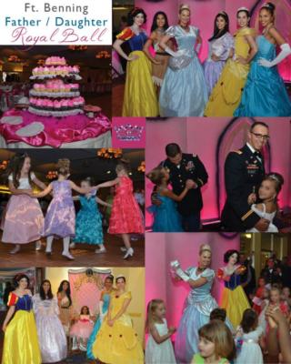 Dream Friends Entertainment | Atlanta, GA | Princess Party | Photo #3