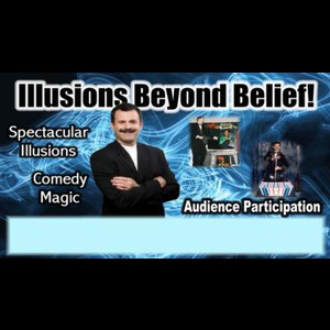 Terlton Puppeteer | Bradini Magic Productions