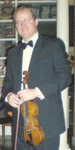 Ben Roberts | Fort Worth, TX | Violin | Photo #4