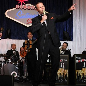 Lee Frank Sinatra Tribute Act | Jeff Grainger