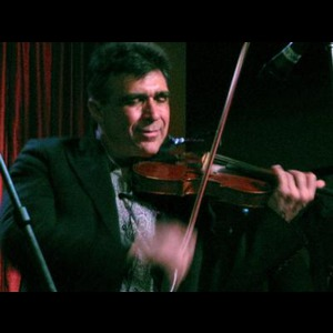 Cambridge Jazz Ensemble | Violinist Steve Gibons