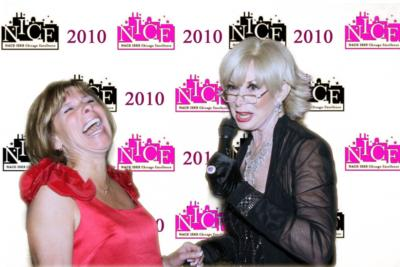 Joan Rivers Impersonator Ellie Weingardt | Chicago, IL | Joan Rivers Impersonator | Photo #4