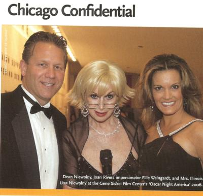 Joan Rivers Impersonator Ellie Weingardt | Chicago, IL | Joan Rivers Impersonator | Photo #9