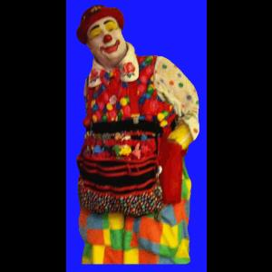 Rillito Clown | Jim Pickrell