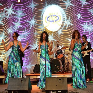 Louisiana Motown Band | Sha'on And The Girls With Success