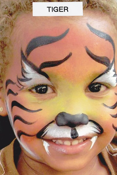AboutFace Productions, Inc. - Face Painter - Orlando, FL