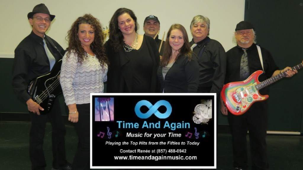 Time and Again - East Boston Band - Dance Band - Boston, MA