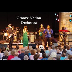 Camp Crook 90s Band | Groove Nation Orchestra