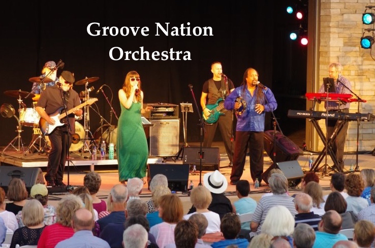 Groove Nation Orchestra - Dance Band - Denver, CO